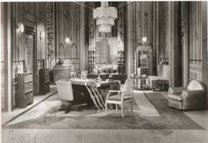 art deco set design - Google Search