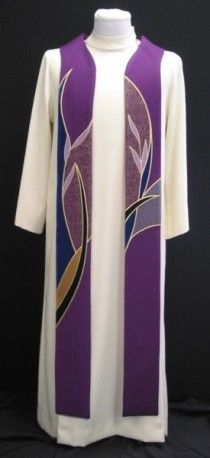 Maison Bouvrier - Recognized the world over for making the finest vestments available. - 983 Purple
