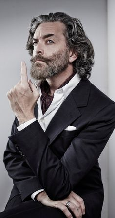 Timothy Omundson. Not only is he a great actor, but have you heard him sing??
