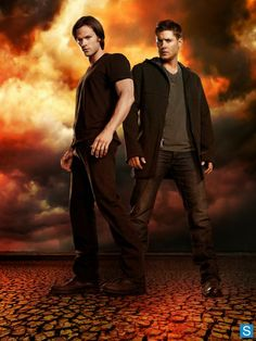 Jensen Ackles & Jared Padalecki, marketing - Season 7