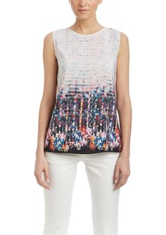 On ideel: MAGASCHONI Prism Floral Printed Top