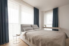 Apartment In Vilnius - Picture gallery #architecture #interiordesign #bedroom