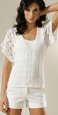 HAAK CANDY: bladerdeeg blouse