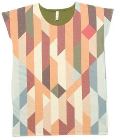 T-shirt dress / ShopStyle: GraniphChristopher Gray 半袖ワンピース