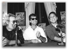 Jerry, Mickey, Bob