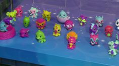 NEW! Hatchimals Surprise Mini CollEggtibles by Spin Masters 2017 New York Toy Fair - YouTube