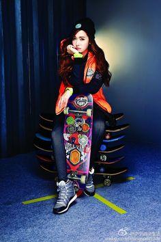 Jessica Jung Models For Chinese Sports Brand 'Li-Ning' http://www.kpopstarz.com/articles/138350/20141119/jessica-jung-models-for-chinese-sports-brand-li-ning.htm