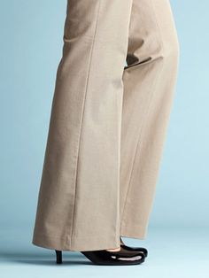 Skip the tailor and save cash by learning How to Hem Pants yourself #sew #diy #fashion