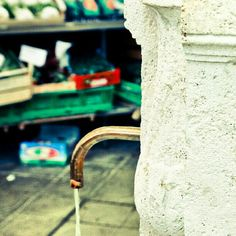 Fontana del Graziosi, Mercato Albinelli - Instagram by @pibi67