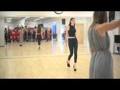 HOW TO WALK IN HIGH HEELS...with Catwalk Confidence - YouTube