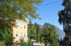 Villa Sucota | Como #lakecomoville