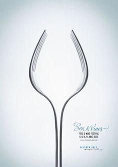 Food and Wine Festival  Advertising Agency:Showpony Advertising, AustraliaCreative Director:Parris MesidisArt Director:Jonathan PaganoCopywriter:Parris MesidisPhotographer:Liam WestPublished: April 2012
