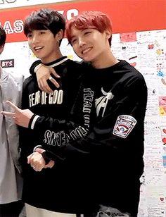 BTS   JHOPE and JK