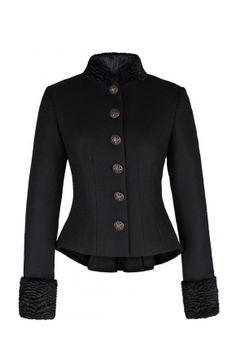 Schiwago Jacket black