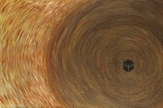 Circumambulation - Acrylic On Canvas - x Islamic World, Islamic Art, Wall Art, Abstract, Canvas, Middle, Paintings, Places, Decor
