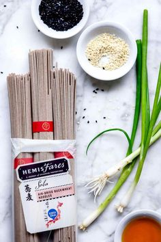 This Japanese soba noodle recipe makes a simple Asian side dish or easy main meal that can be served hot or cold, and is on the table in 20 minutes or less. Japanese Soba Noodle Recipe, Japanese Soba Noodles, Japanese Recipes, Japanese Dishes, Chicken Udon, Diced Chicken, Beef Negimaki, Noodle Recipes, Pasta Recipes