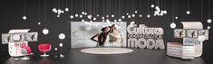 Virtual Set in Cinema4D + VRay #virtualset #set #cinema4D #vray #tricaster…