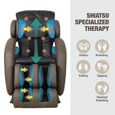Zero Gravity Kahuna Massage Chair® LM-6800 is a specially designed frame structure and airbag system located in shoulders, arms, waist, hips in two zero gravity positions ~ http://ever-unfolding.net/best-massage-chair-reviews/