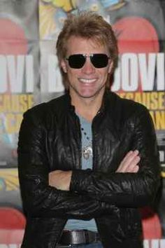 Bon Jovi was born on March 2, 1962 in Perth Amboy, New Jersey His real name is Jon Francis Bongiovi Jr.  Bon Jovi With His Famous Smile Bon Jovi...