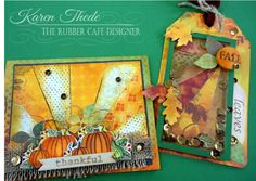 Creative Cafe' Kits - Radient Fall