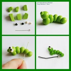 Cute for FIMO and sculpey clay