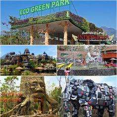 Indonesia Foundation: Hayu main juga kesini Eco Green Park Batu Malang