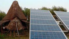 Green Energy In Rural Area...