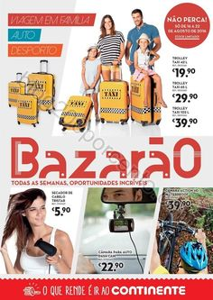 Antevisão Folheto CONTINENTE Bazarão de 16 a 22 agosto - http://parapoupar.com/antevisao-folheto-continente-bazarao-de-16-a-22-agosto/