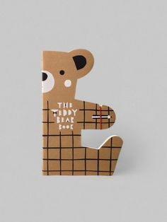 The Teddy Bear Book   Rock & Pebble