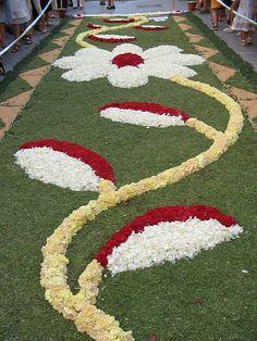 ANDATORI: Sitges- Barcelona - Festividad del Corpus 2011