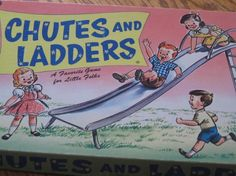Chutes and Ladders! used to be really cute!!