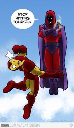 Why Magneto was not invited to join the Avengers cast.