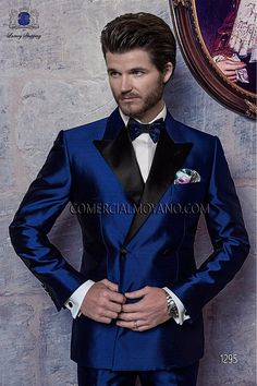 >> Click to Buy << 2017 Latest Coat Pant Designs Italian Royal Blue Satin Men Suit Terno Slim Fit 3 Piece Groom Tuxedo Custom Prom Blazer Masculino #Affiliate