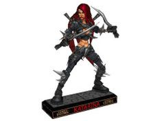 League of Legends - Katarina the Sinister Blade Free Papercraft Download