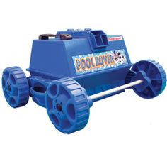 The Aquabot Pool Rover Junior is the perfect pool cleaner for any above-ground pool that needs debris cleaned off the pool floor. It is lightweight, works without the hassle of hoses, and is virtually maintenance-free: just drop the cleaner into your pool and push a button! The Pool Rover Junior makes cleaning a simple, easy, and cost-effective job.
