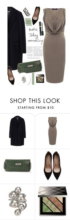 """""""Yoins 7/1.2"""" by merima-kopic ❤ liked on Polyvore featuring DevaCurl, MSGM, Stuart Weitzman, Burberry, Tom Ford, yoins and yoinscollection"""