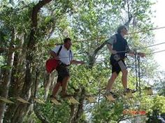 Zoomair adventure park Central Florida Zoo #Sanford #Florida