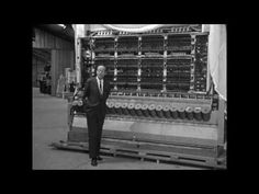 The Greatest Computer Programmer Was Its First! John Von Neumann, Youtube, Youtubers, Youtube Movies