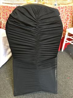 Get beautiful black spandex chair covers perfect for a fitted look and feel to your wedding reception! Chair Cover Rentals, Spandex Chair Covers, Wedding Reception, Fitness, Beautiful, Black, Tops, Women, Fashion