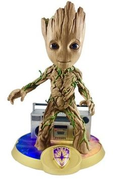 Guardians of the Galaxy Groot Finders Keypers Statue