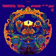 Grateful Dead - Anthem Of The Sun (1967)