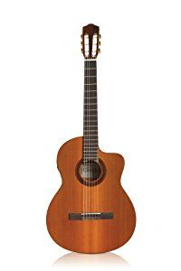 Cordoba C5-CE Iberia Series Acoustic Electric Classical Guitar with Gig Bag. #FairfieldGrantsWishes