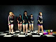 Crayon Pop(크레용팝) - Dancing Queen (안산) / Dance cover by UFZS