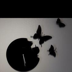 Butterflies in a hurry!