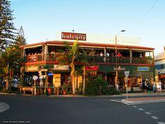 Byron Bay - Balcony Resturant