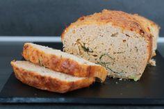 Bloemkoolbrood! Bread Recipes, Cooking Recipes, Healthy Recipes, Healthy Foods, Paleo, Keto, Go For It, Savoury Baking, Banana Bread