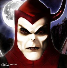 Venger The Force of Evil Dungeons and Dragons Animated Cartoon