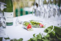 Ballintubbert Gardens and House produce our own apple juice from the apples in our orchard. It is a perfect addition to a drinks reception. Photograph by Joe Conroy Photography Apple Juice, Apples, Reception, Gardens, Table Decorations, Drinks, Photography, House, Fotografie