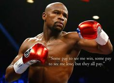 Boxing legend Floyd Mayweather has set his next bout, just four months after his victory against Manny Pacquiao. The boxer announced he will fight against A Floyd Mayweather Net Worth, Floyd Mayweather Fight, Tony Robbins, Funeral, Boxe Mma, Minnesota, Conor Mcgregor Fight, Mayweather Vs Mcgregor, Martial