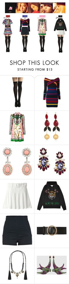 """""""BLACK PINK - PLAYING WITH FIRE♡"""" by vvvan99 ❤ liked on Polyvore featuring Diesel, Coach, Marni, Miu Miu, Dolce&Gabbana, Gucci, River Island and Maison Boinet"""